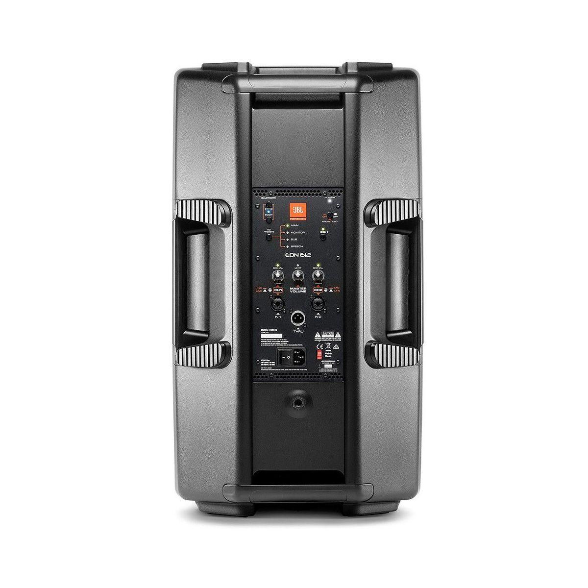 Caixa Acústica Ativa JBL EON 612 12