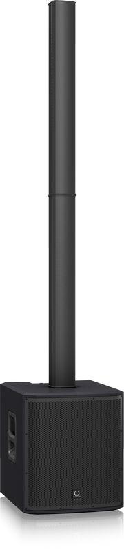 Caixa Acústica Ativa Portatil Turbosound Inspire Ip2000 12''