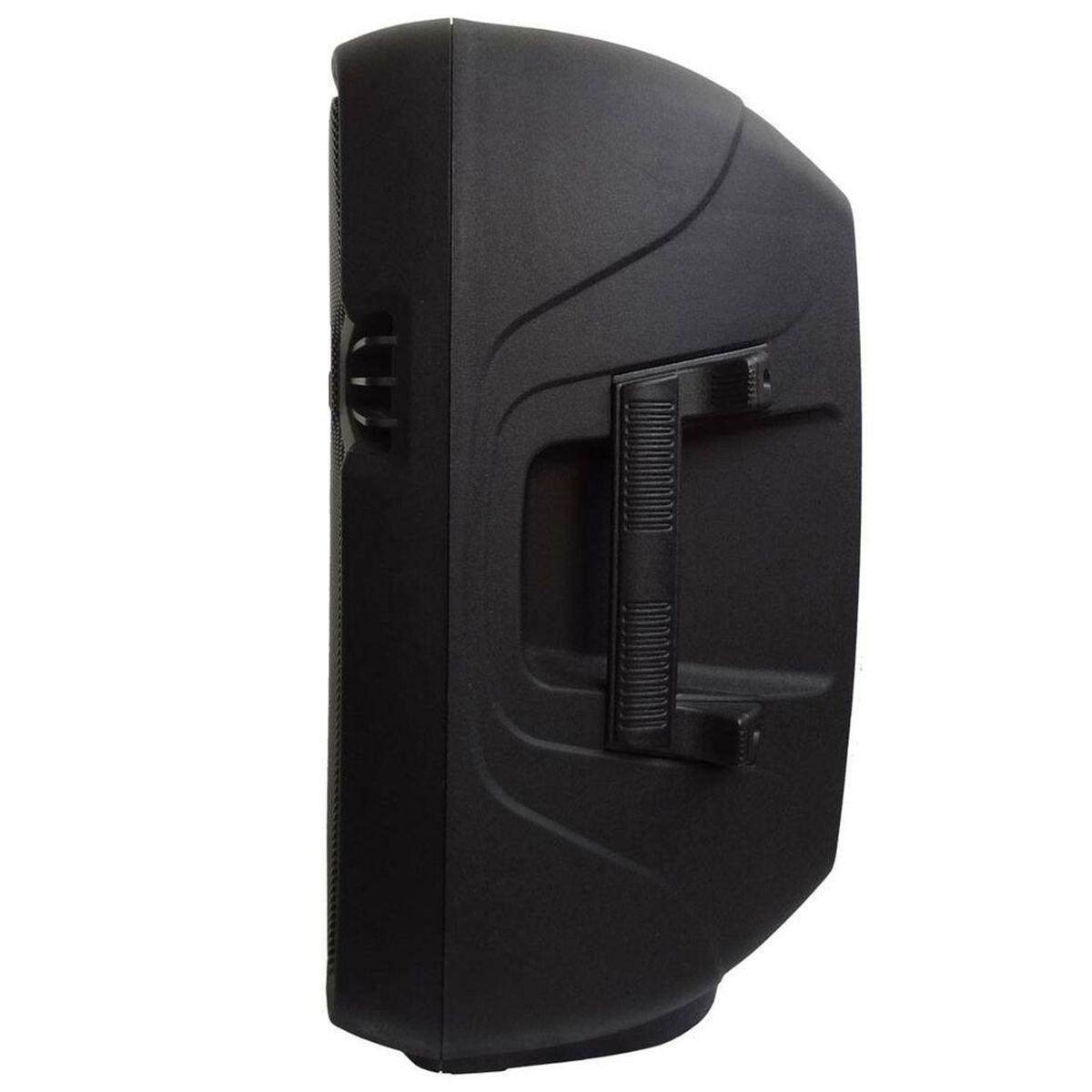 Caixa Acústica Ativa WLS J15 Pro 330W Bluetooth/ USB