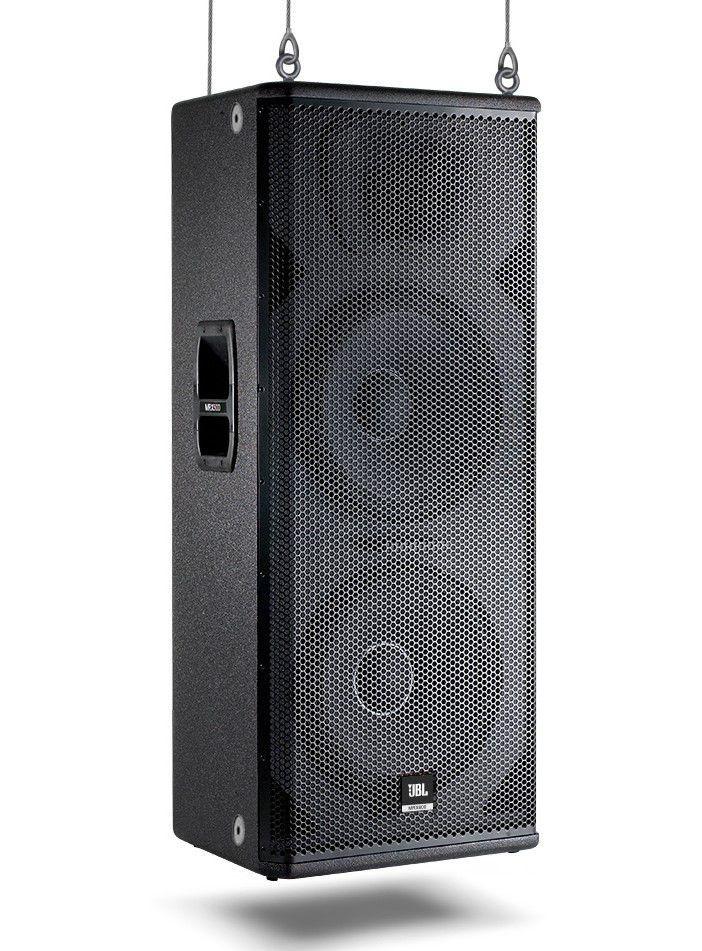 Caixa Acústica Passiva JBL MRX625 Dual 15