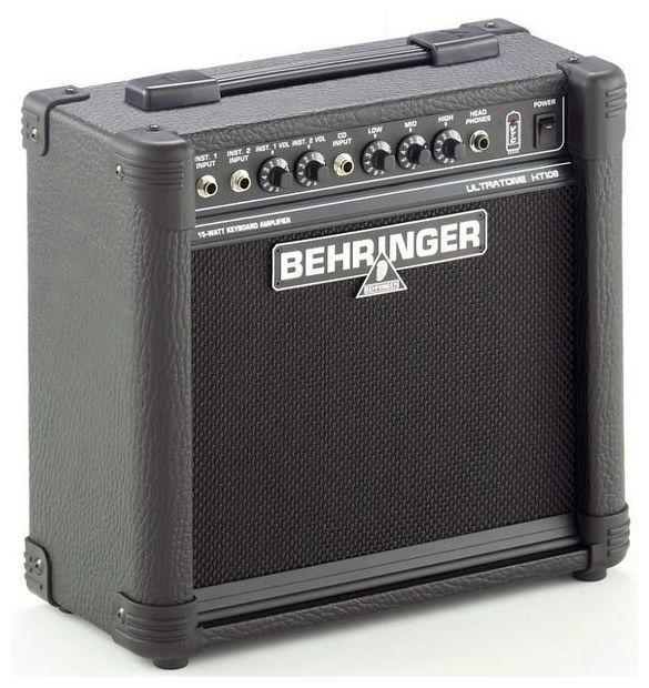 Caixa Amplificada Behringer Ultratone KT108 15W 1x8