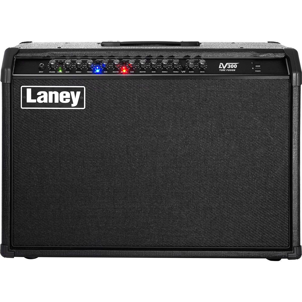 Caixa Amplificada Laney Lv300T Twin 2x12