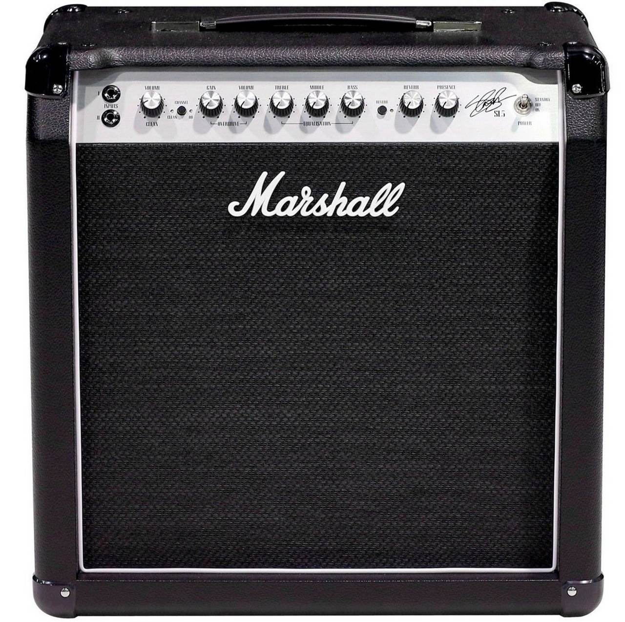 Caixa Amplificada Marshall Slash SL5 Signature 5W 1x12 para Guitarra