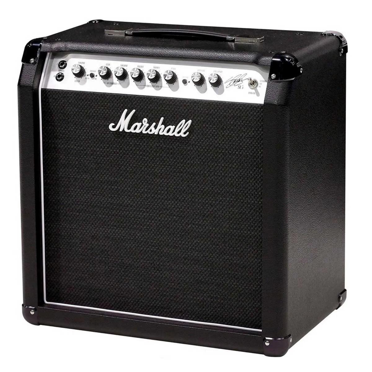 Caixa Amplificada Marshall Slash SL5 Signature para Guitarra