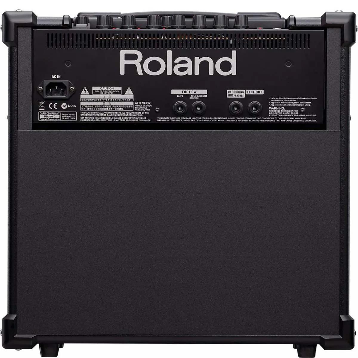 Caixa Amplificada Roland Cube 80 GX 80w 1x12