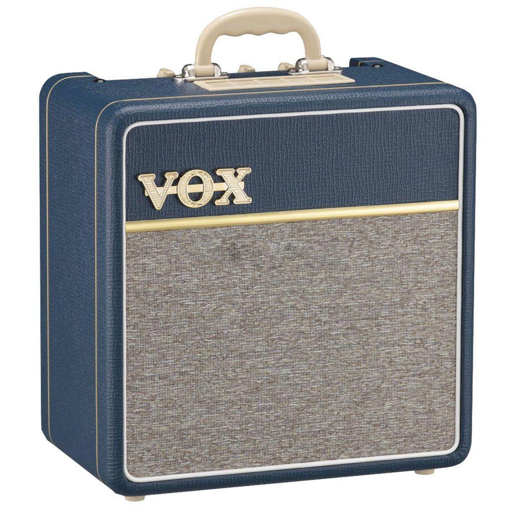 Caixa Amplificada Valvulada Vox AC4C1-BL 1x10