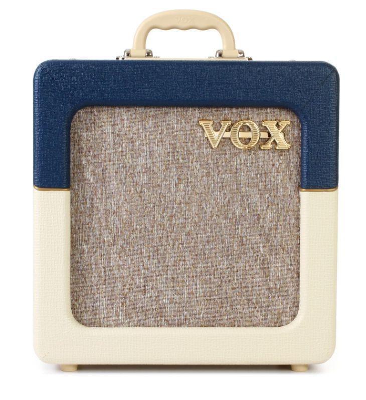 Caixa Amplificada Valvulada  Vox AC4C1-TV-BC 1x10'' 4W