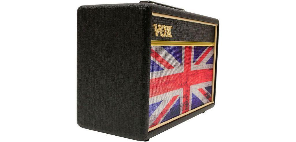 Caixa Amplificada Vox Pathfinder 10-UJ Union Jack Black