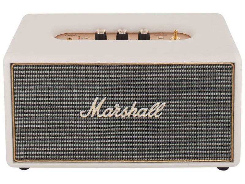 Caixa de Som Marshall Stanmore Wireless Bluetooth Cream