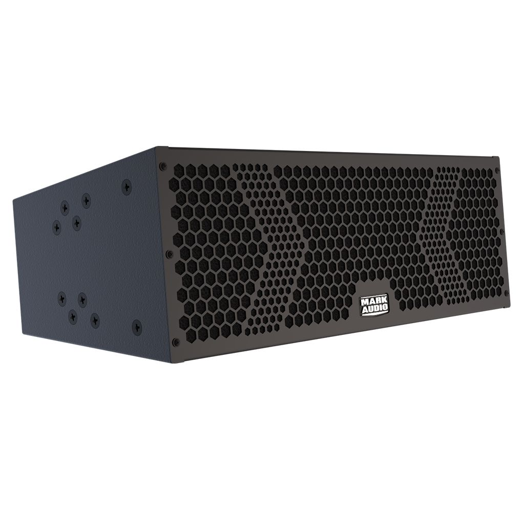 Caixa Line Array MarK Audio VMK6 2x6'' 500W Ativa