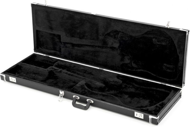 Case Fender Pro Series Preto para Contrabaixo