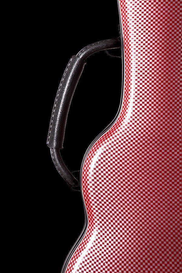 Case Ohana Uca-24 Concert Vermelho