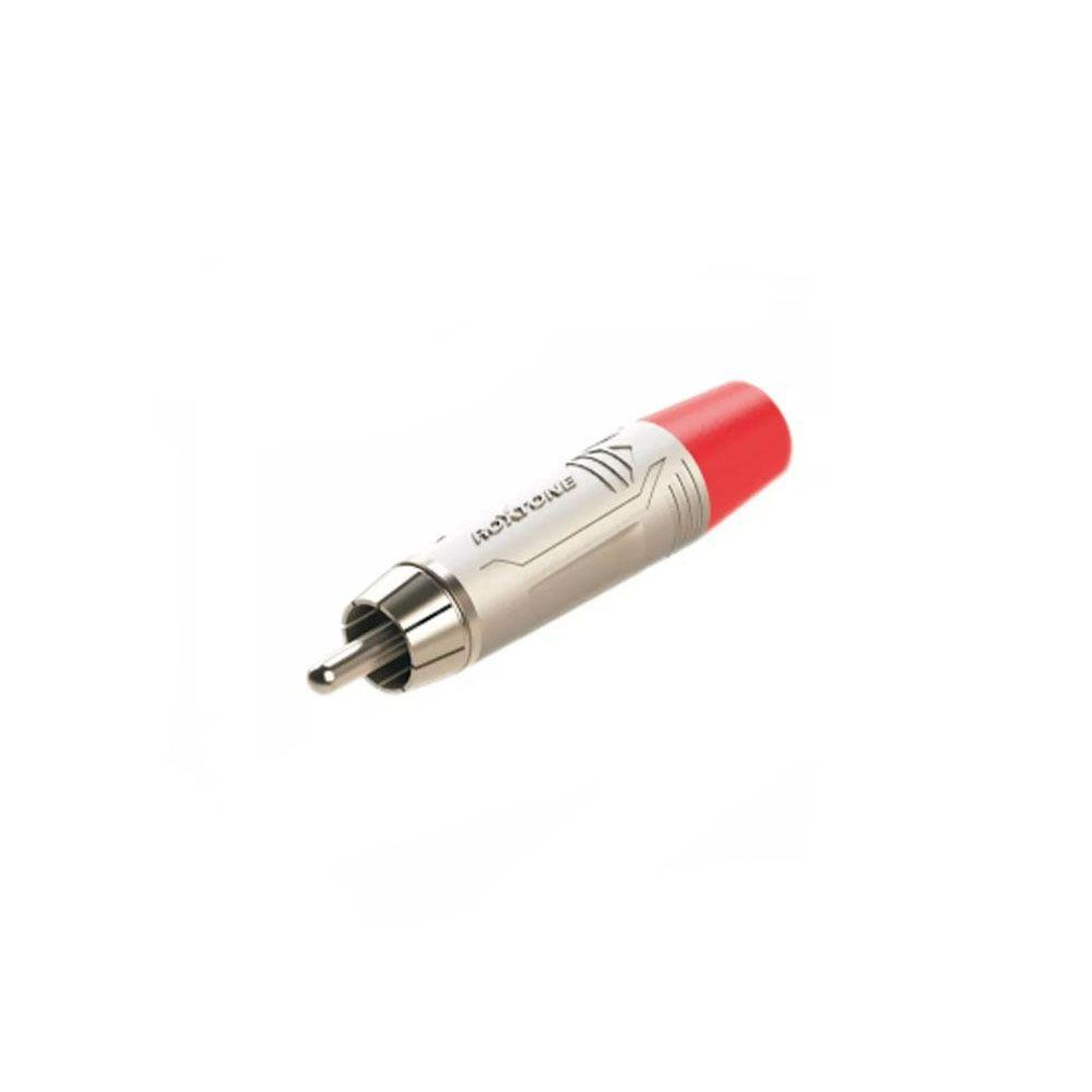 Conector Roxtone RF2C-NN Premium RCA