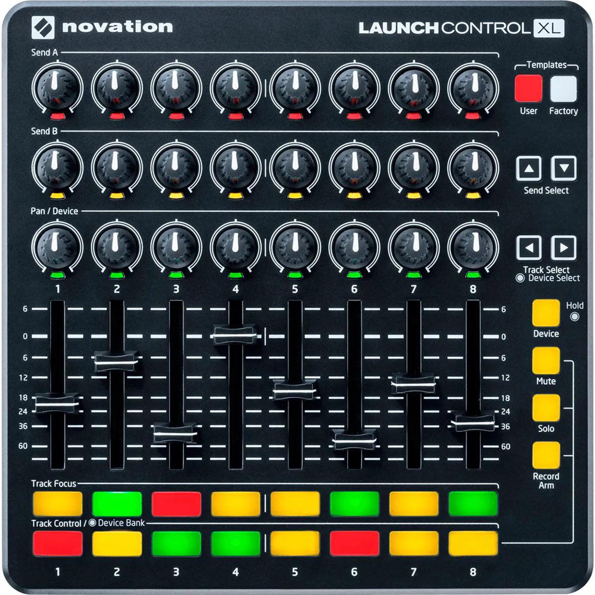Controlador Novation Launch Control XL MK2