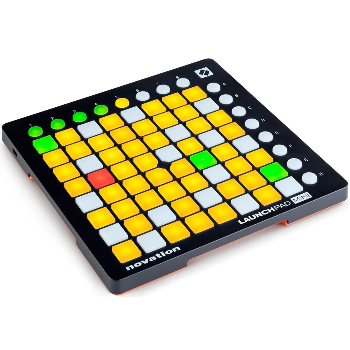 Controlador Novation Launchpad Mini USB MK2