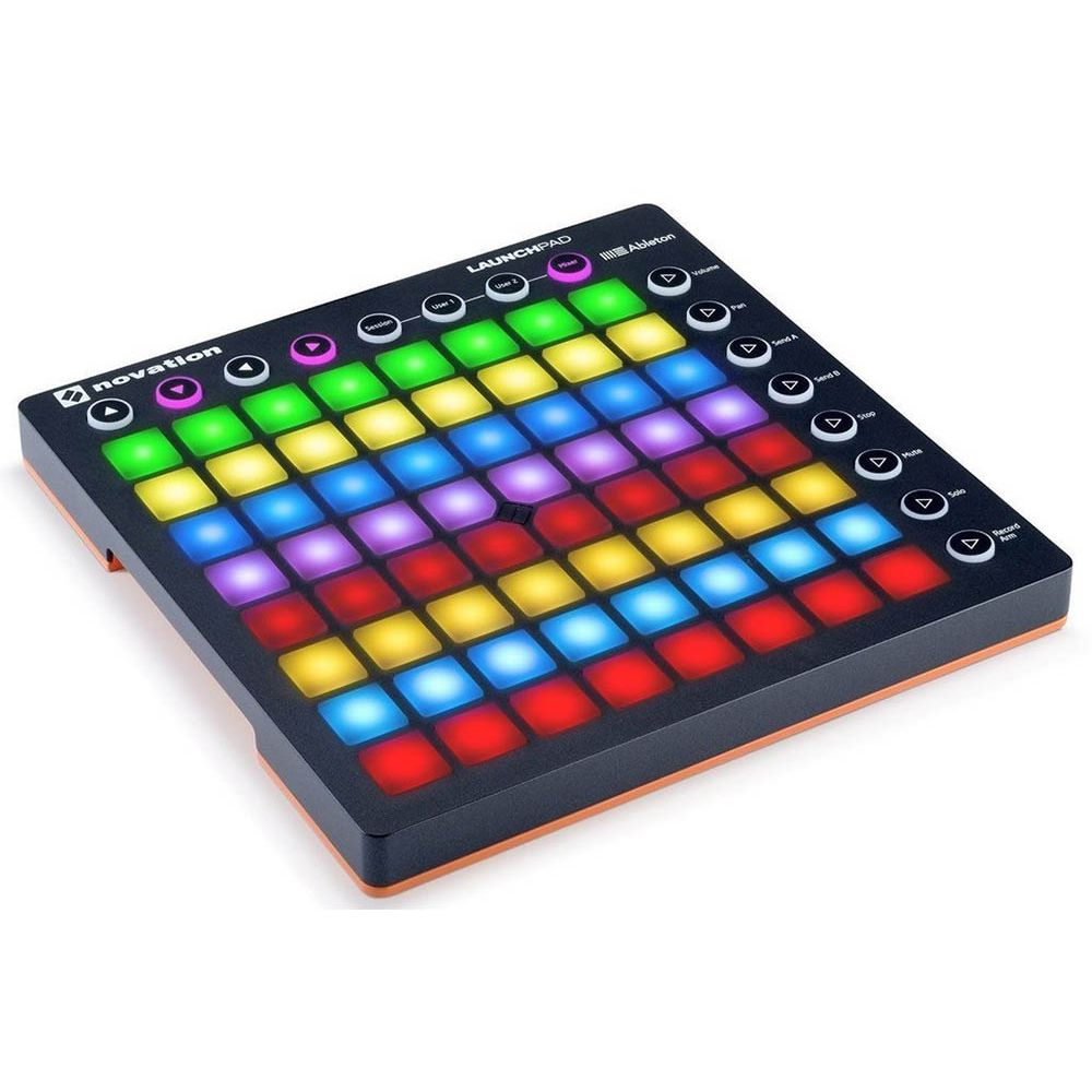 Controlador Novation Launchpad MK2 Ableton Live Midi USB