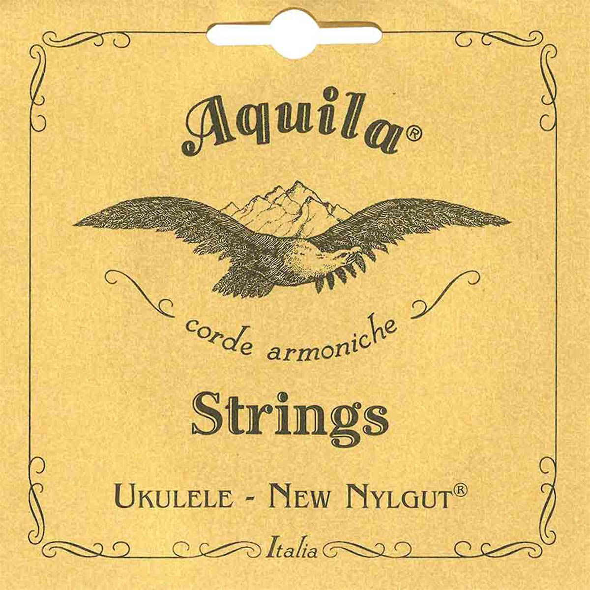 Encordoamento Aquila 7U New Nylgut High G Concert
