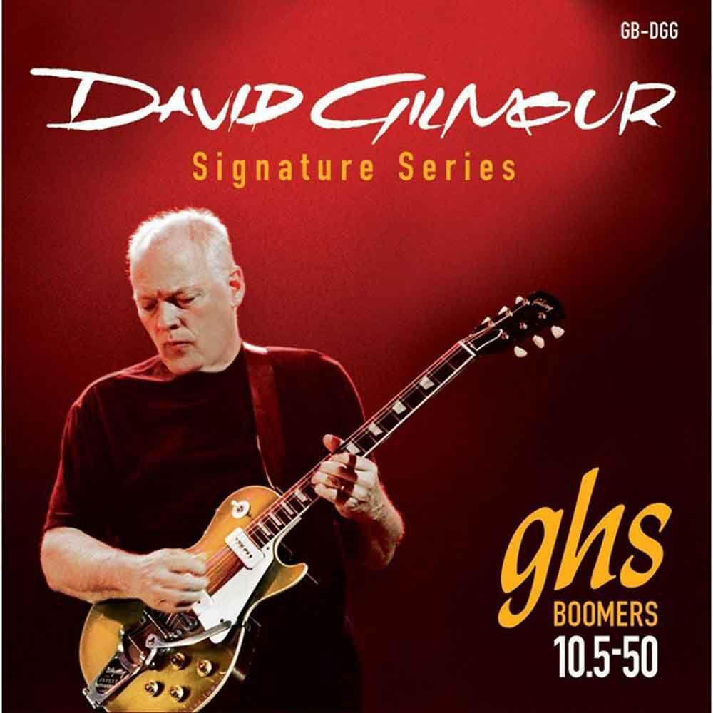 Encordoamento GHS Boomers .010.5 /.050 GB DGG para Guitarra