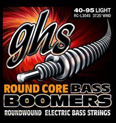 Encordoamento GHS RC-L3045 Boomers Round Core Bass .040 /.095 para Contrabaixo
