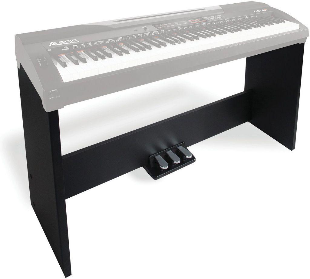 Estante de Piano Digital Alesis Coda Piano Stand