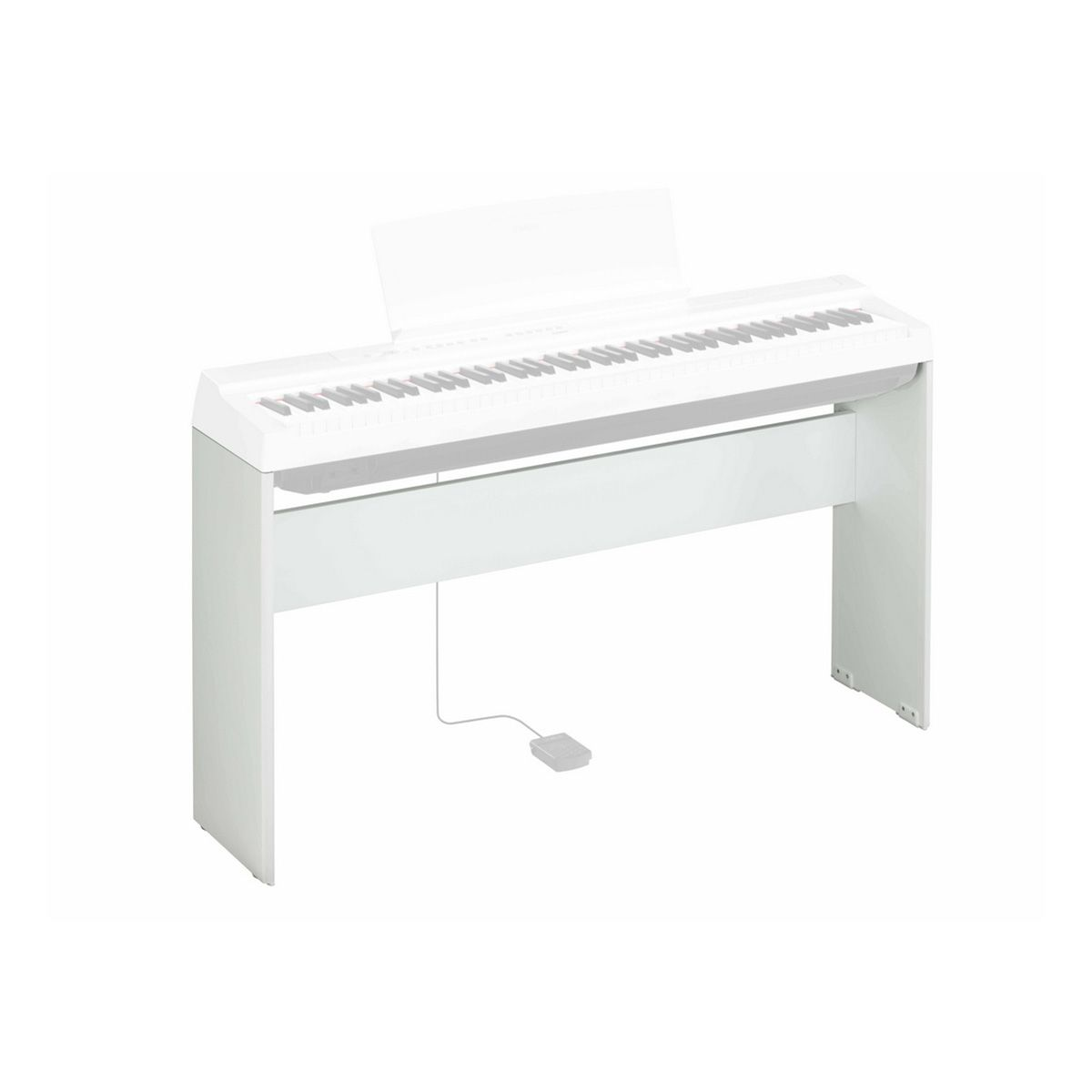 Estante Yamaha L-125 para Piano White