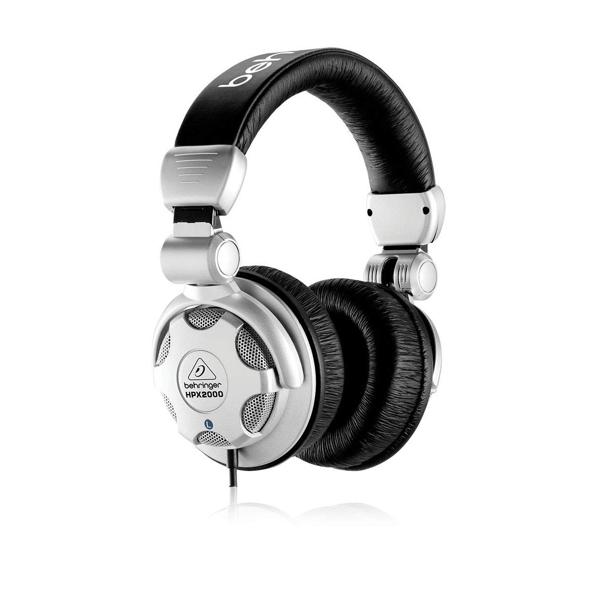 Fone de Ouvido Behringer HPX2000 High Definition Over Ear
