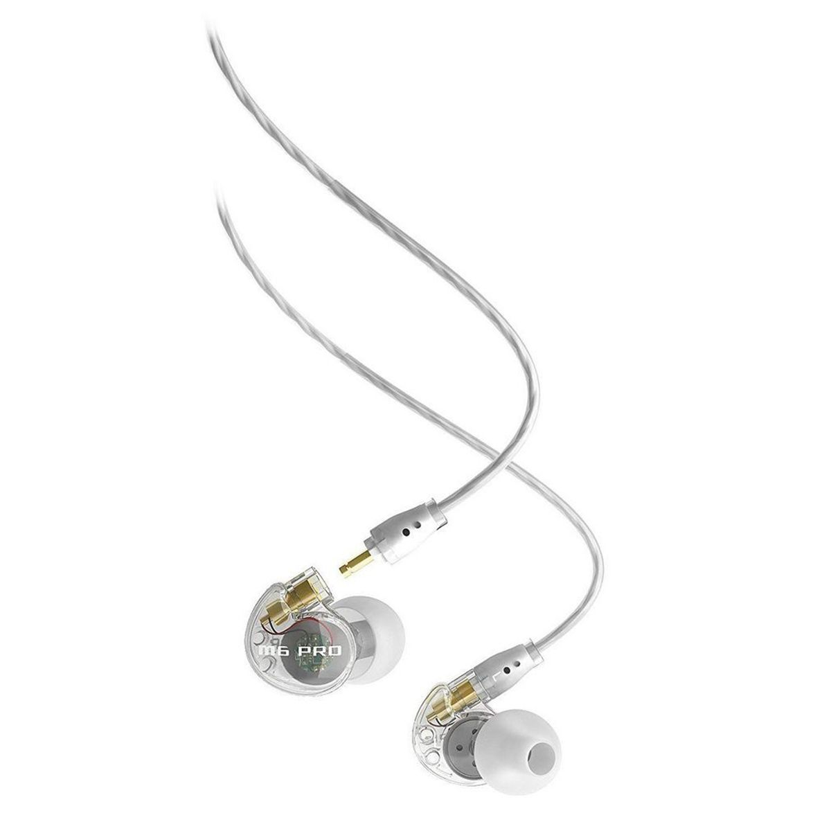 Fone De Ouvido Mee Audio M6 PRO Noise Isolating In-Ear Clear