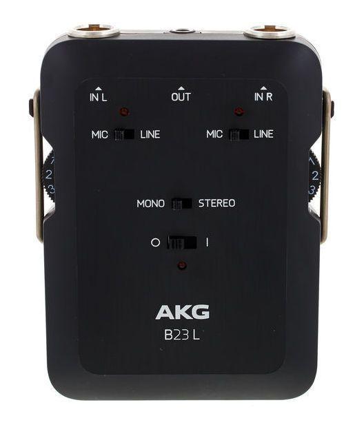 Fonte de Alimentação AKG B23 L Phantom Power