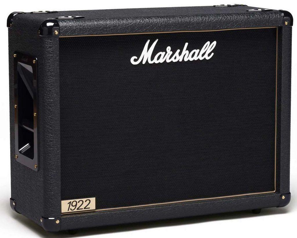 Gabinete Marshall 1922 150W 2x12 para Guitarra