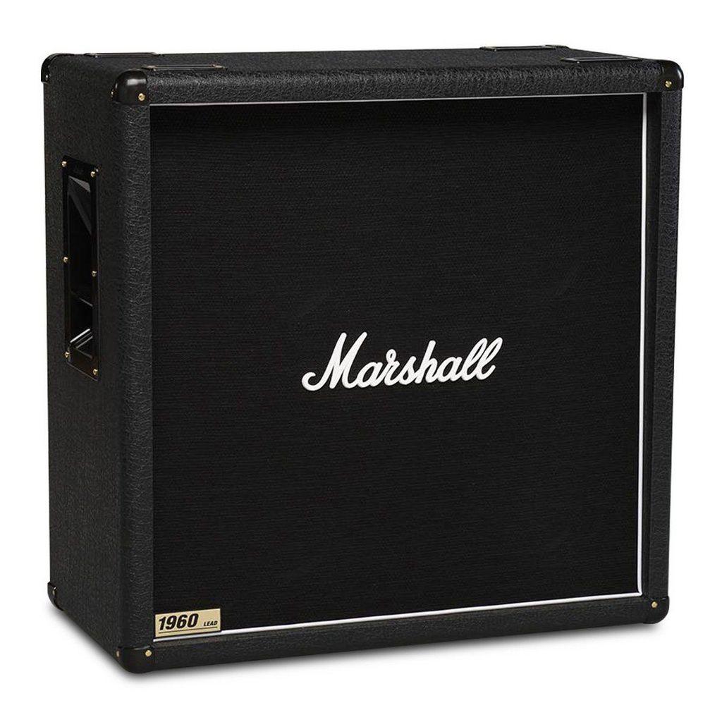 Gabinete Marshall 1960B 300W 4x12 Reta para Guitarra