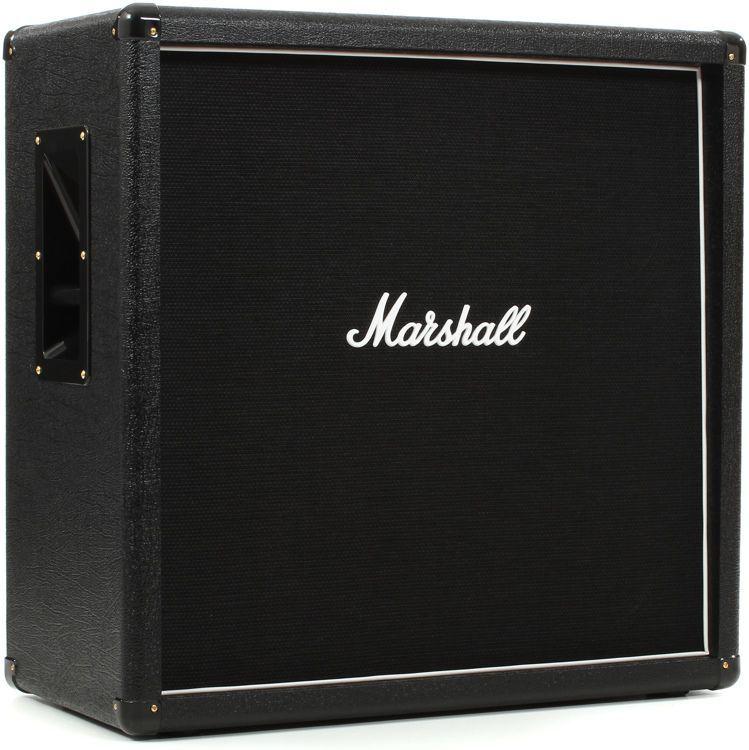 Gabinete Marshall MX412B 240W 4x12 Reta para Guitarra