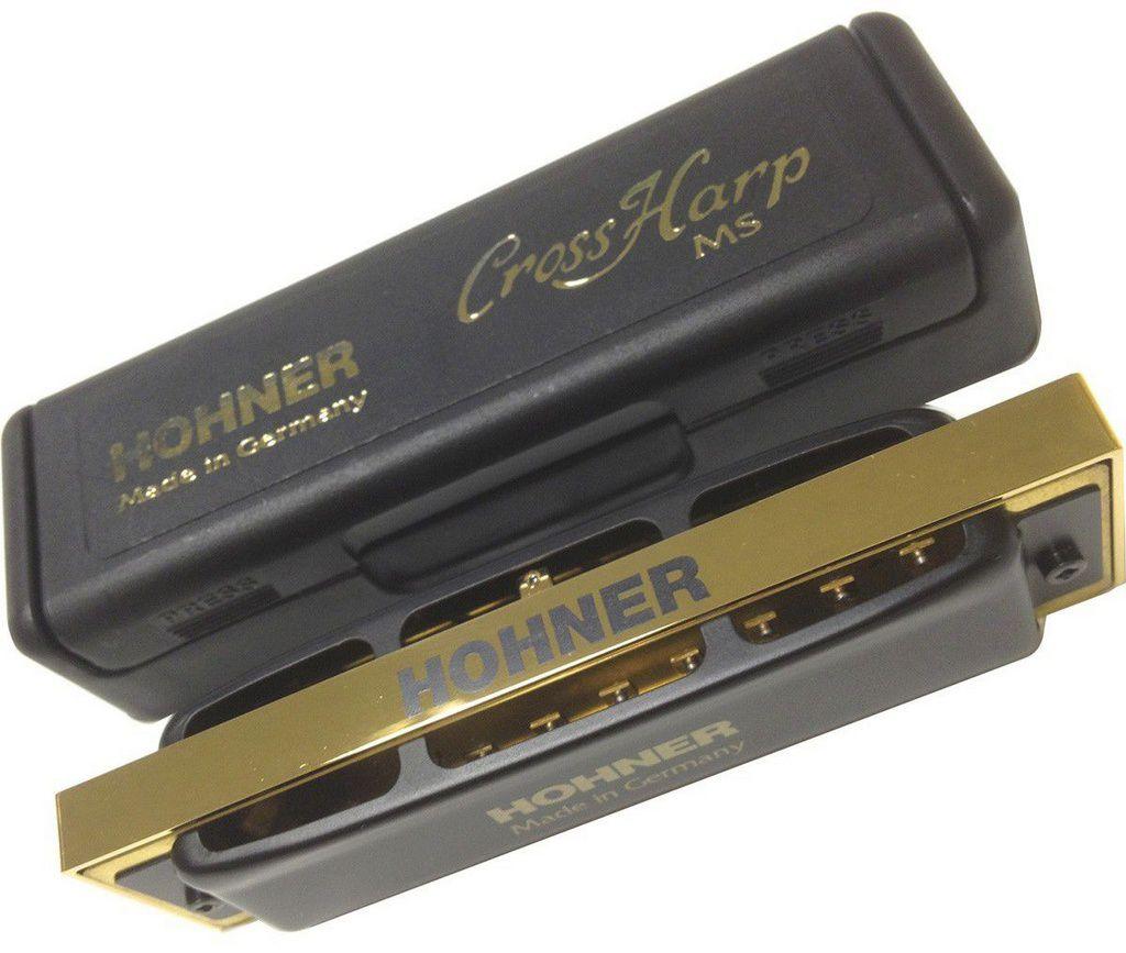Gaita Diatônica Hohner Cross Harp 565/20 - A