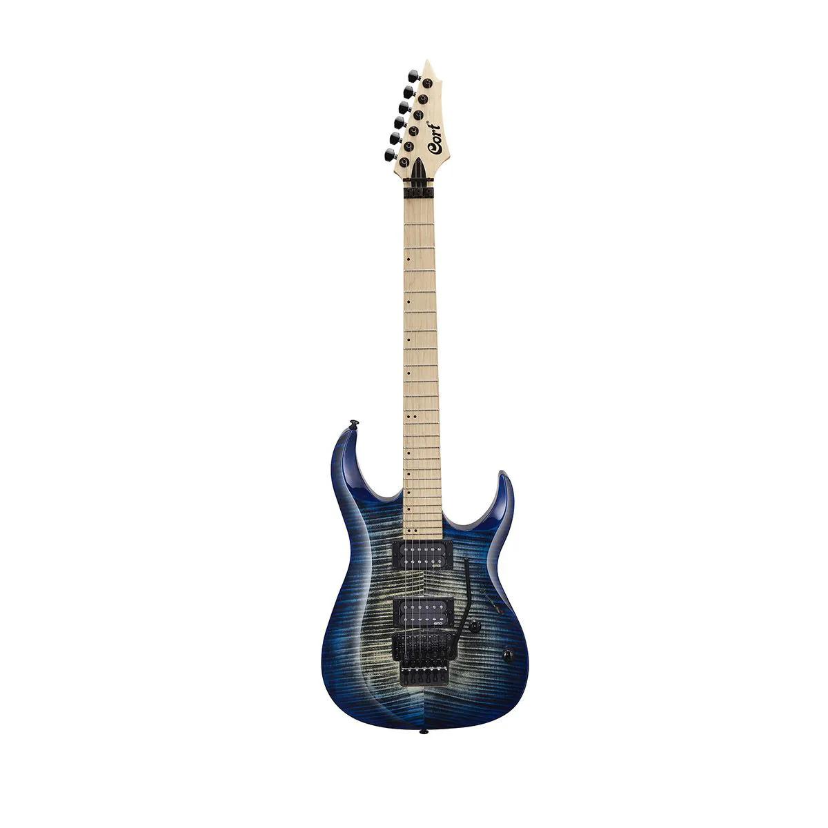 Guitarra Cort X300 BLB EMG Blue Burst