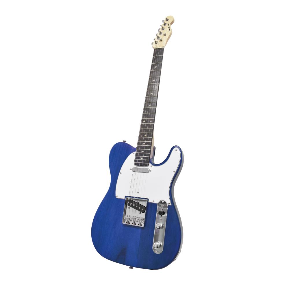 Guitarra Elétrica Benson Nemesis Madero Azul