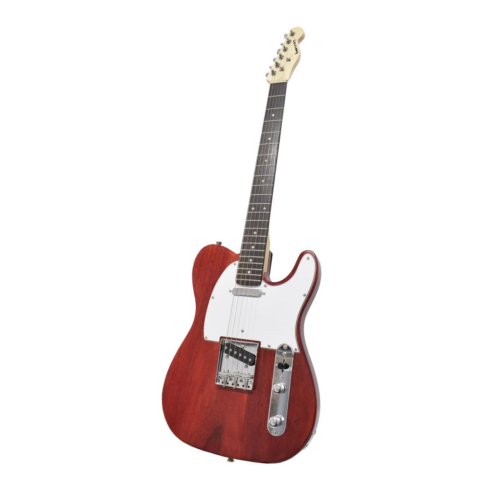 Guitarra Elétrica Benson Nemesis Madero Vermelho