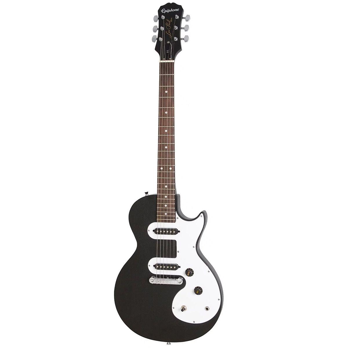 Guitarra Epiphone Les Paul SL Black