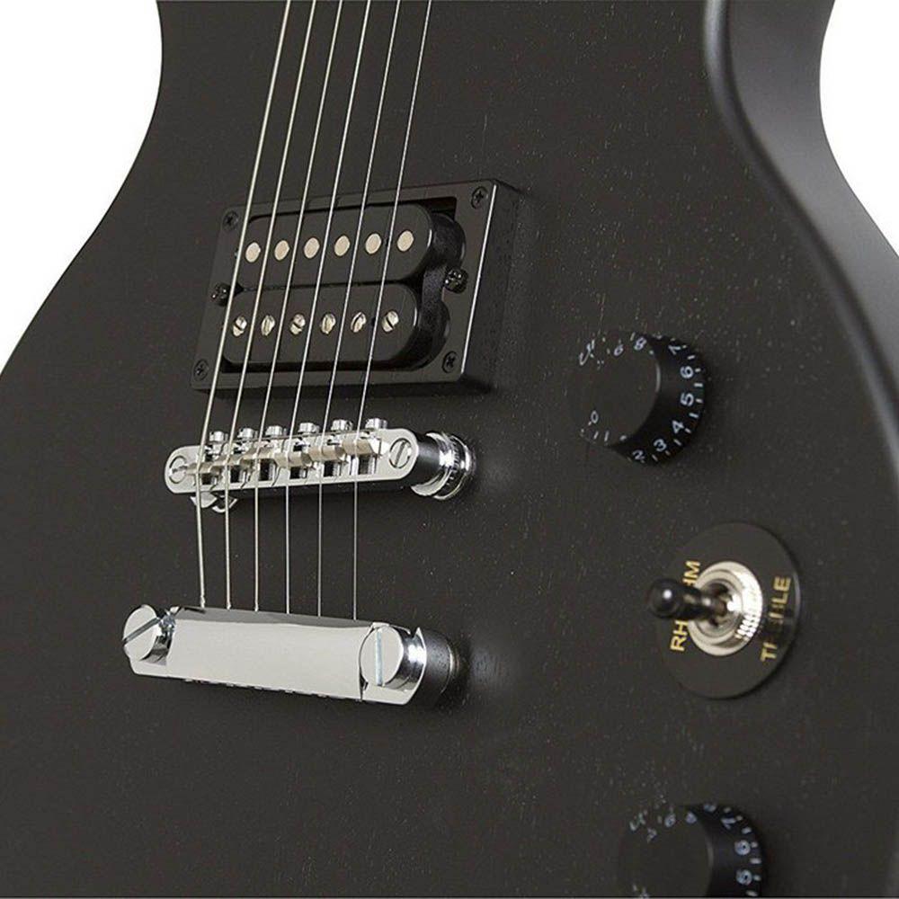 Guitarra Epiphone Les Paul Special VE Vintage Worn Ebony