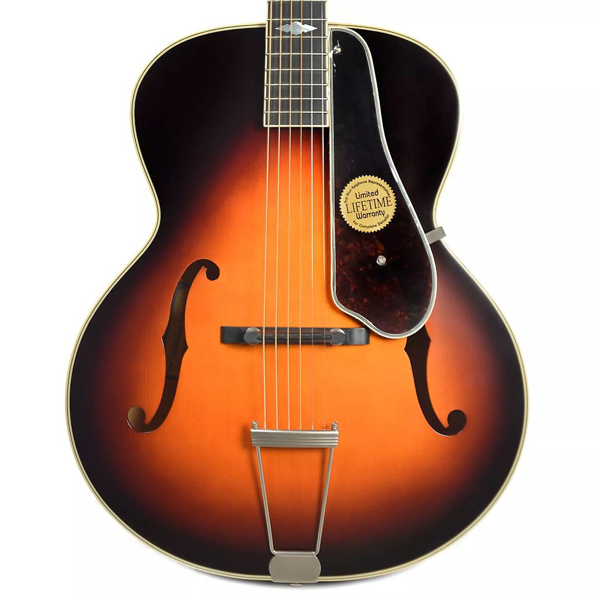 Guitarra Epiphone Masterbilt Deluxe Classic Vintage Sunburst
