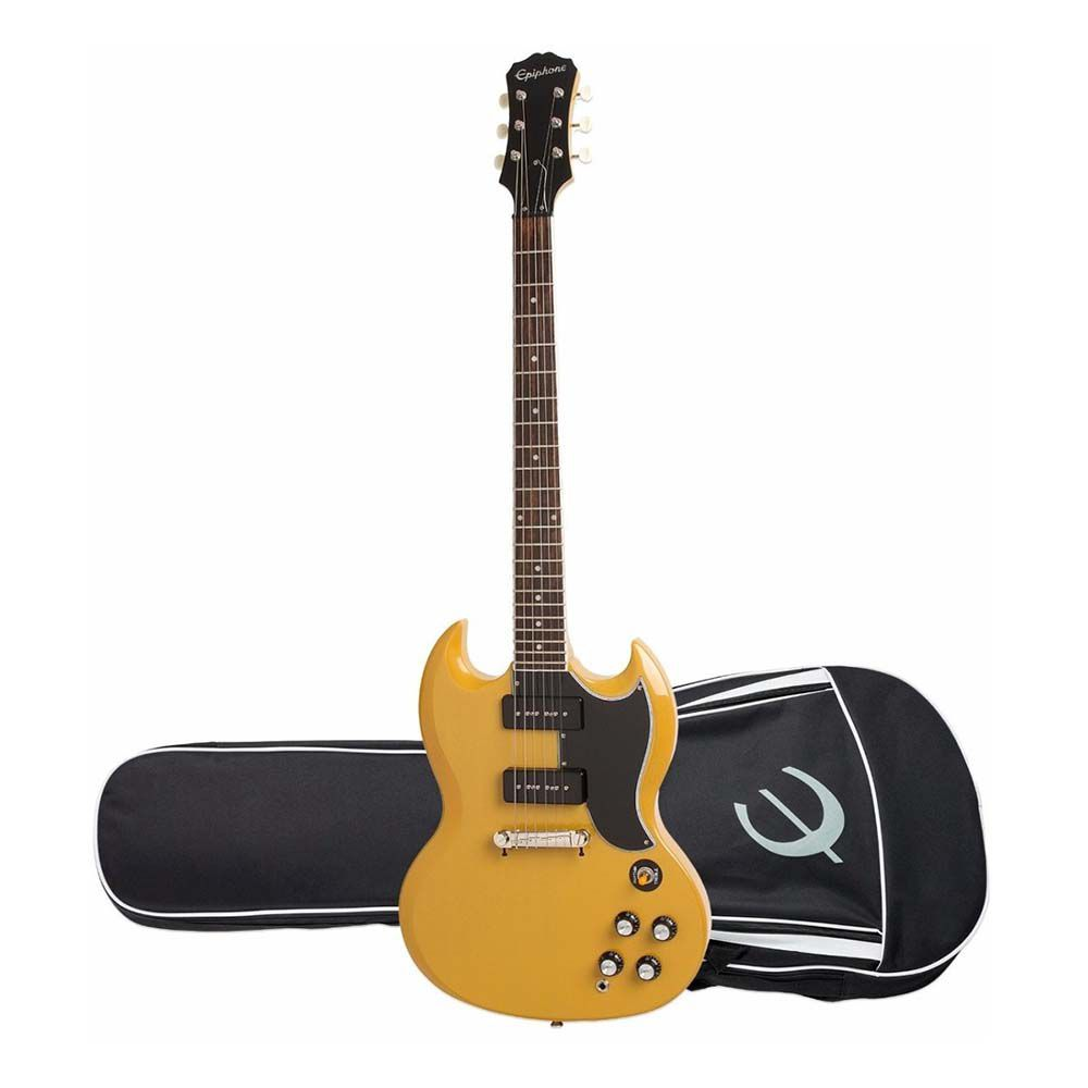 Guitarra Epiphone SG Special P90 LTD. ED. 50th com Bag