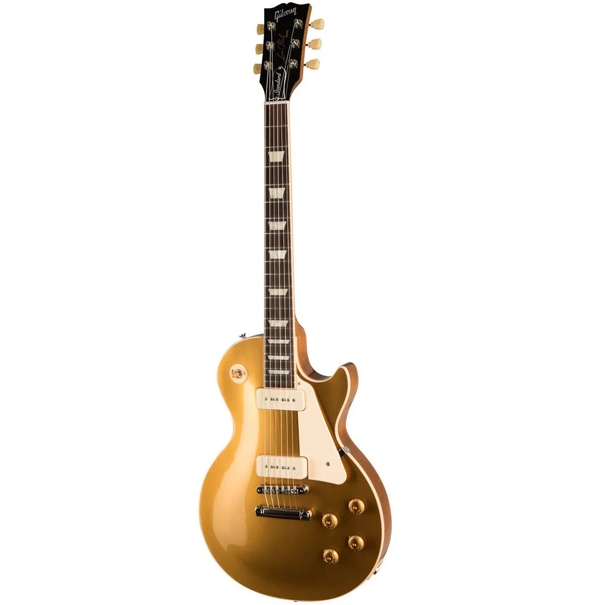 Guitarra Gibson Les Paul Stantard 50s P90 Gold Top