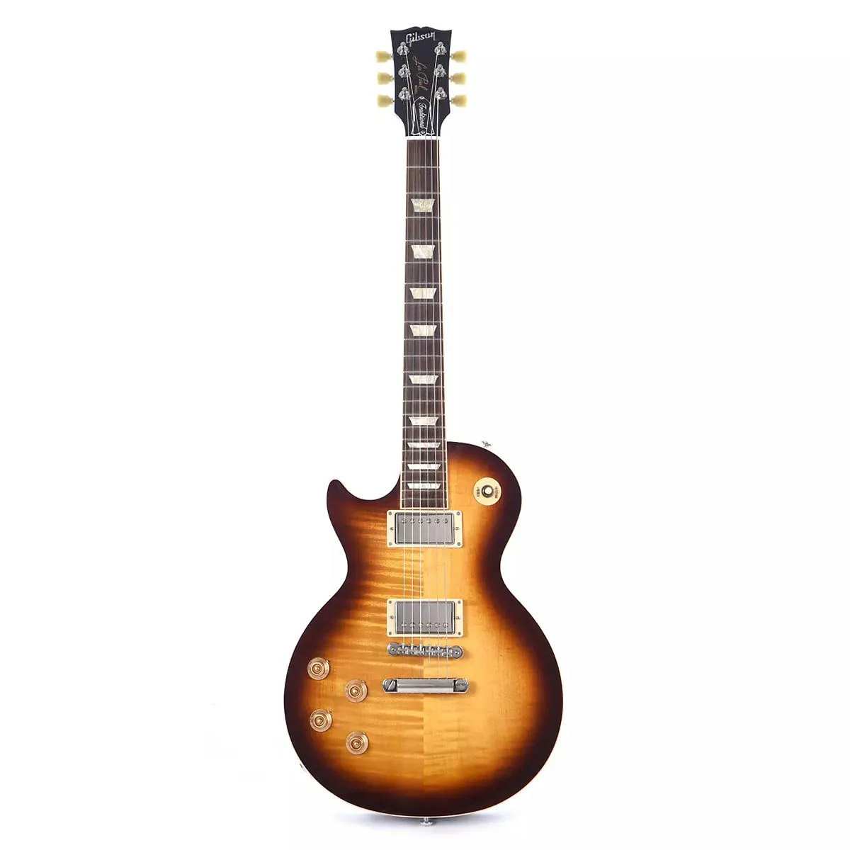 Guitarra Gibson Les Paul Traditional Lefty Tobacco Sunburst