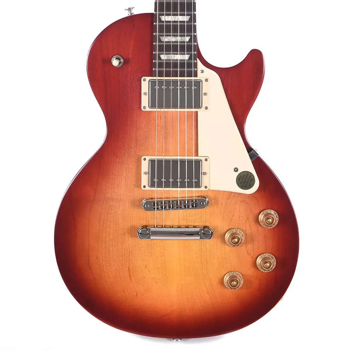 Guitarra Gibson Les Paul Tribute Satin Cherry Burst