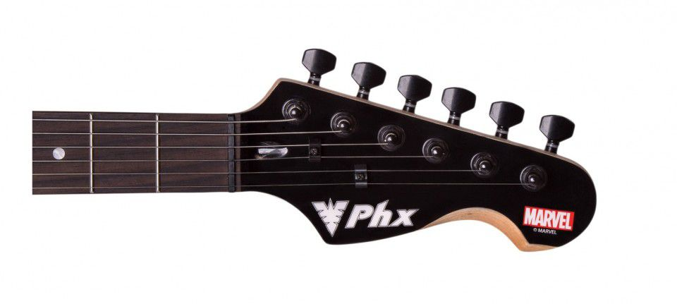 Guitarra PHX GMV-1 Marvel Série Venom