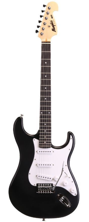 Guitarra Stratocaster Tagima Memphis Mg 32 Black