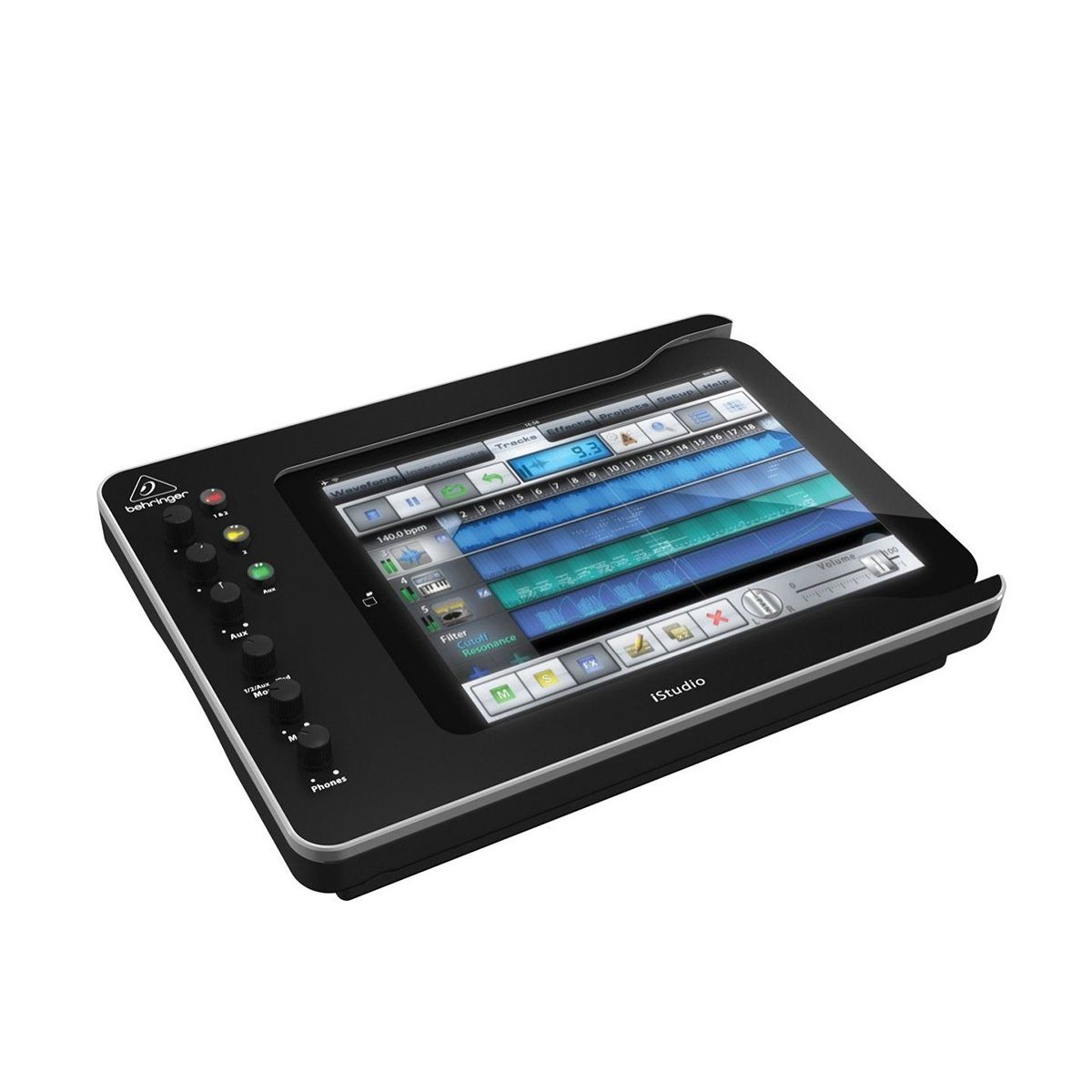 Interface de Áudio Behringer iStudio IS202 USB