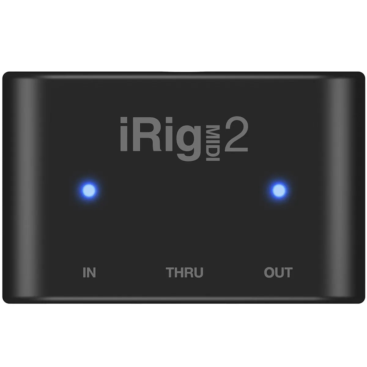Interface de Áudio Universal IK Multimedia iRig MIDI 2
