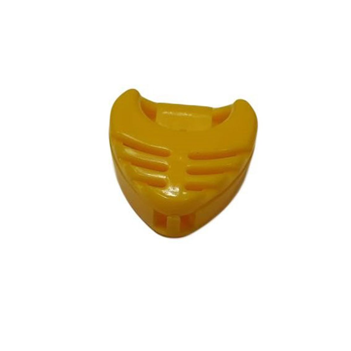 Kit Porta Palhetas Stagg PHB-100 Pick Holders Amarelo