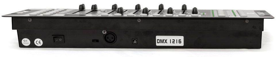 Mesa Controladora PLS DMX1216 Bivolt