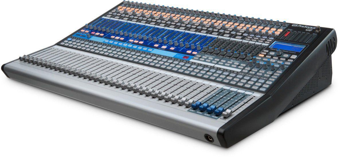 Mesa de Som Digital PreSonus StudioLive 32.4.2 AI 32 Canais