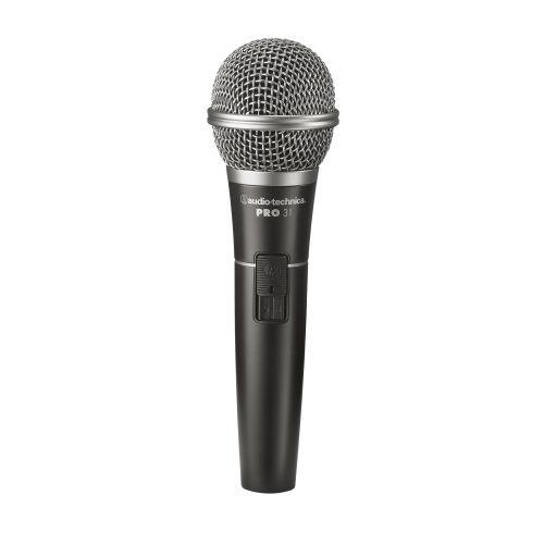 Microfone Audio-Technica PRO 31 Dinâmico Cardióde